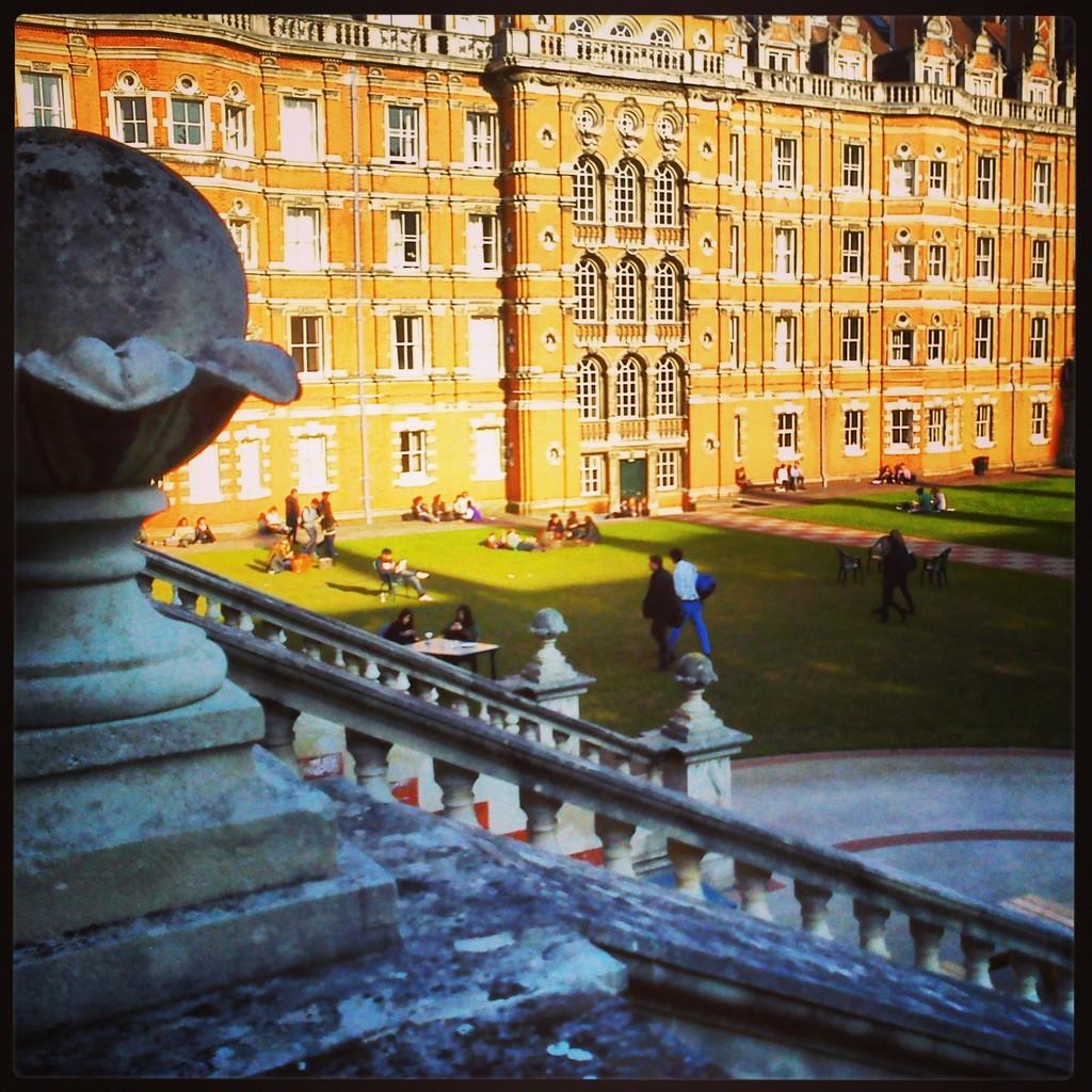 London's university amazing campus