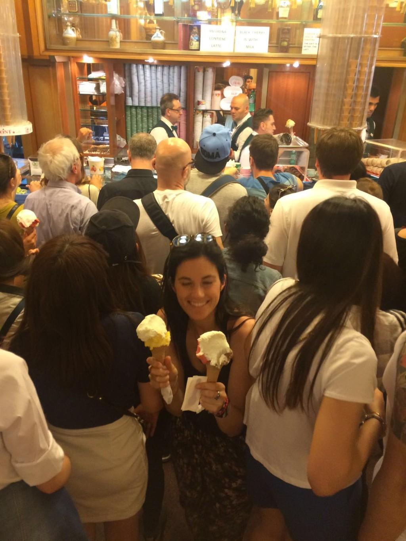 Los mejores helados del mundo.