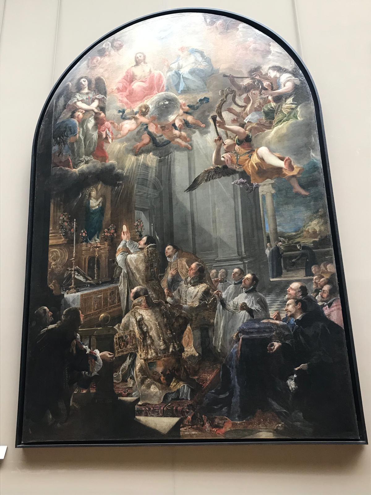 Louvre'u Gezip BİTİREMEMEK
