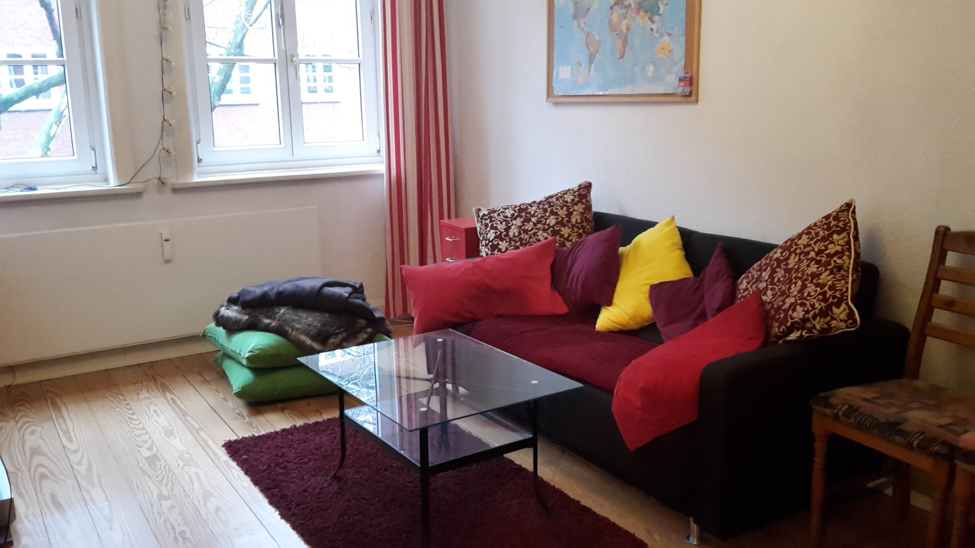 ... Lovely apartment in the city center for sublease from March 15th ...