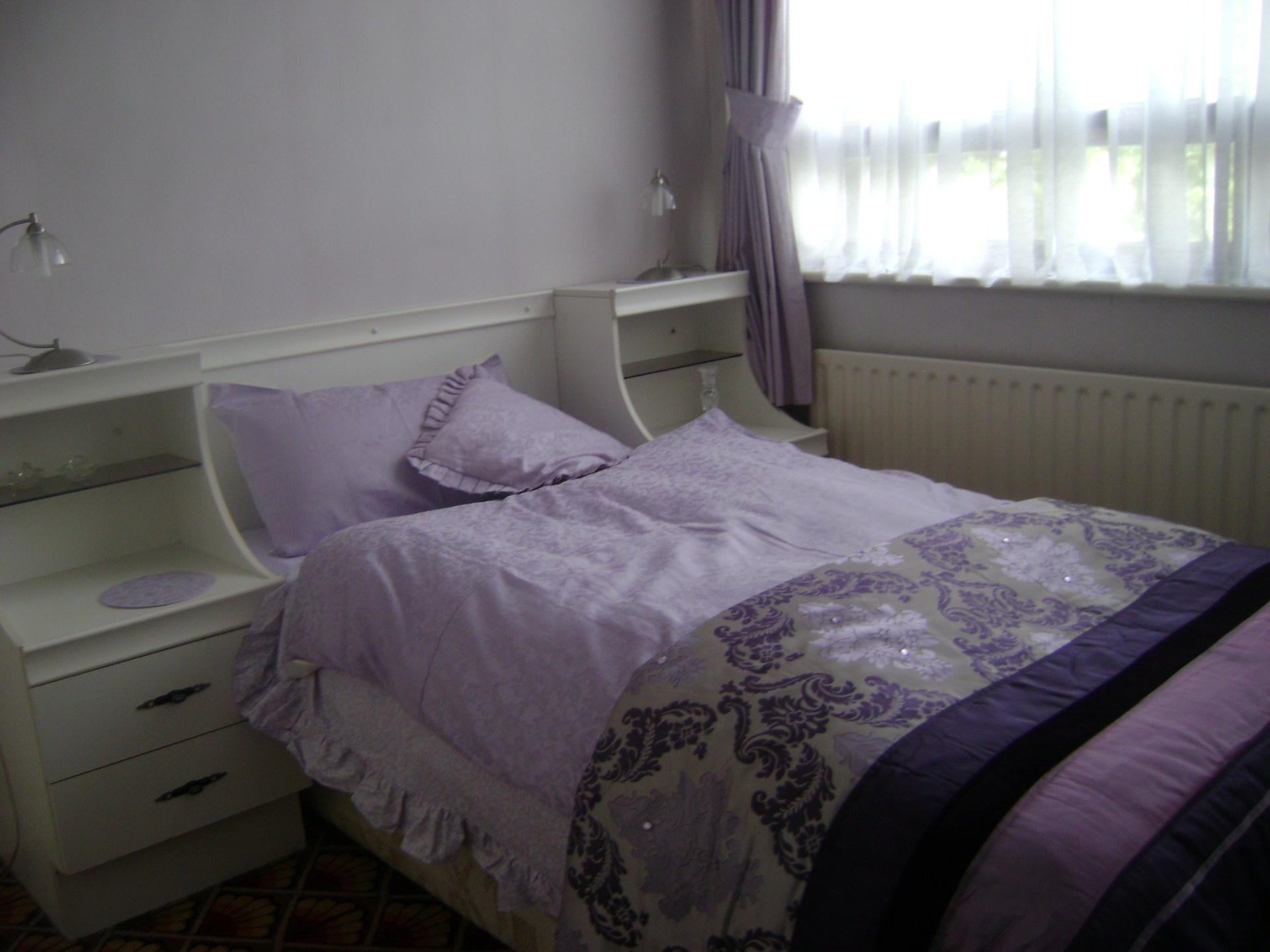 ... Lovely Spare Bedroom For One Person In This 2 Bedroom Apartment