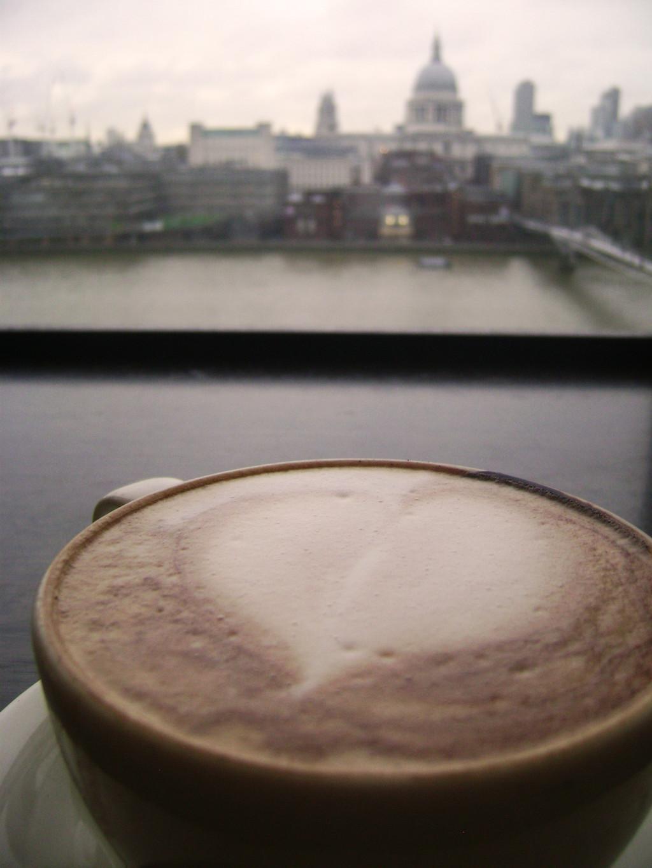 Loving modern art in London
