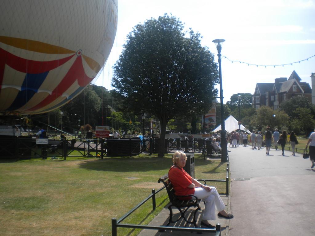 Lower Gardens Bournemouth