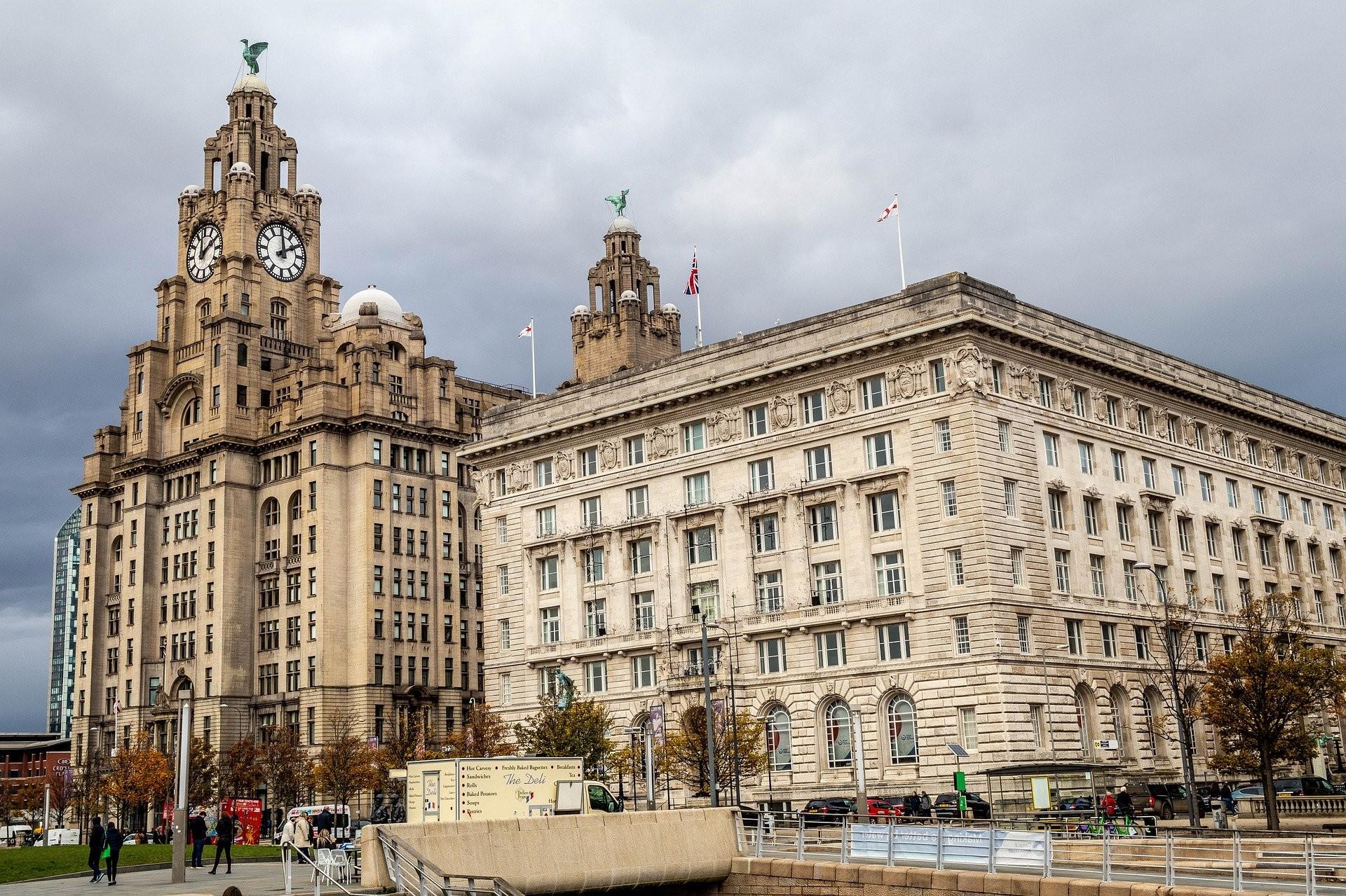 Lugares para visitar en Liverpool