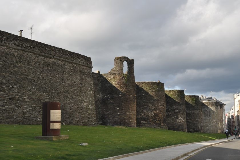 Lugo and its Roman Wall