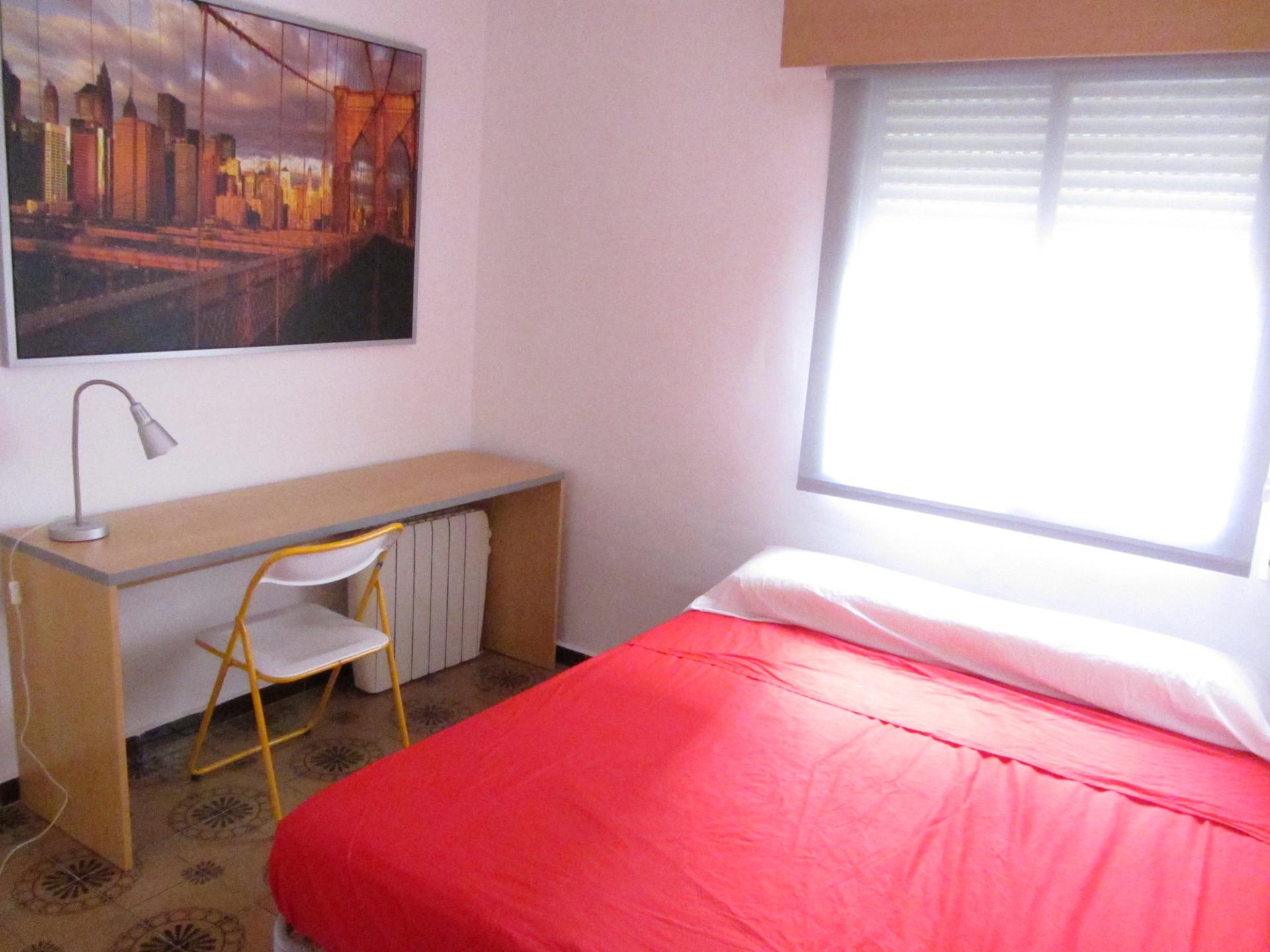 Luminosa habitaci n en madrid alquiler habitaciones madrid for Habitaciones individuales en alquiler