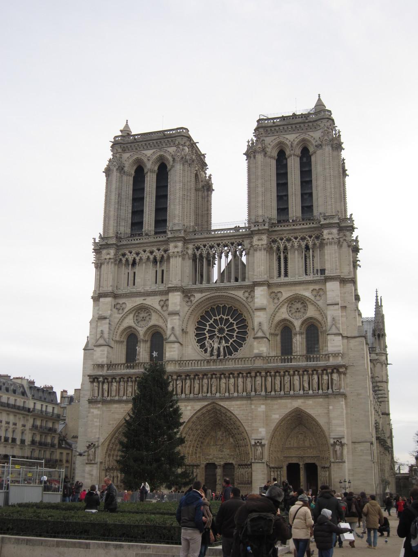 L'une des cathédrales gothiques les plus célèbres au monde