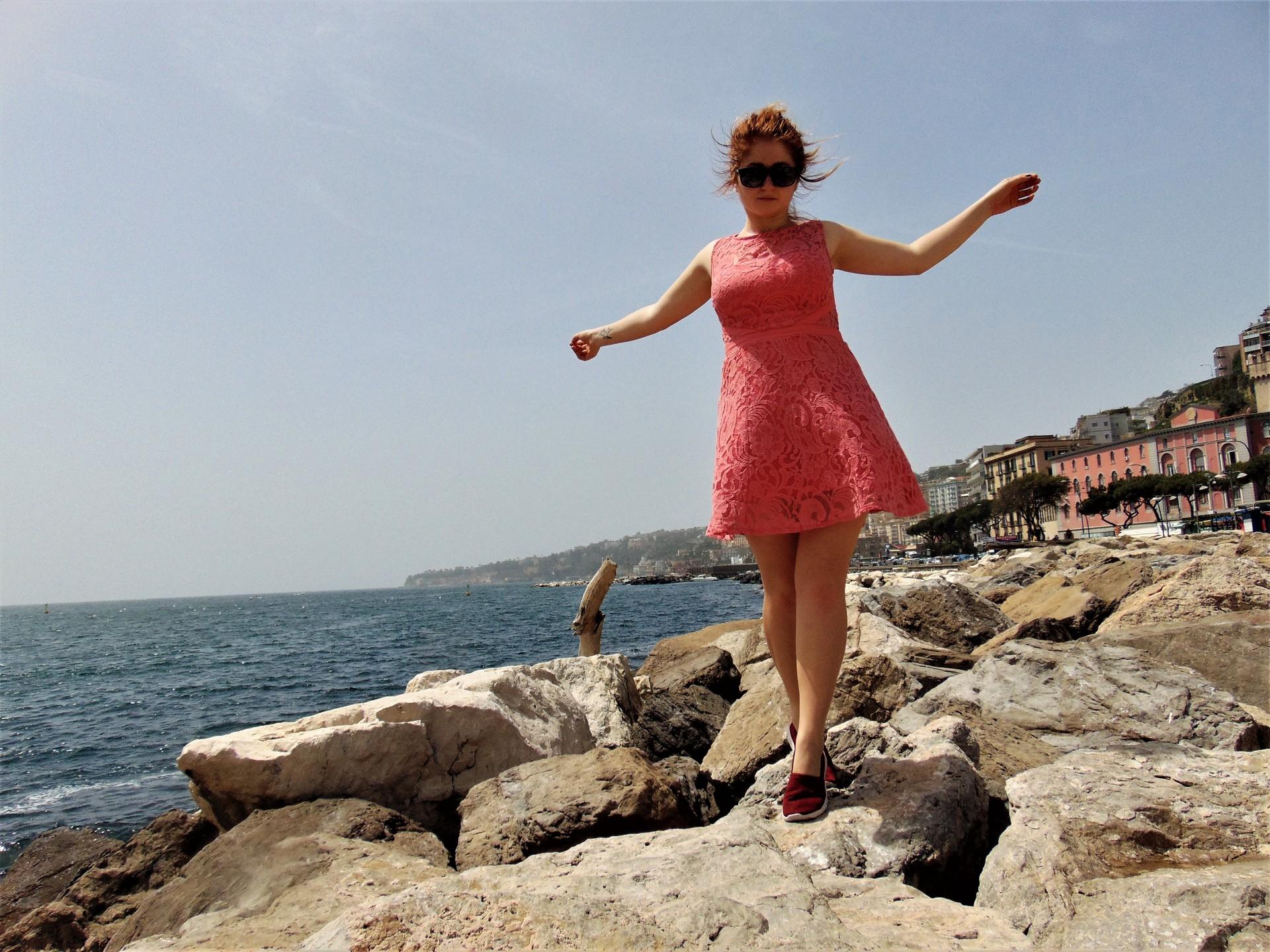 Lungo Mare w Neapolu