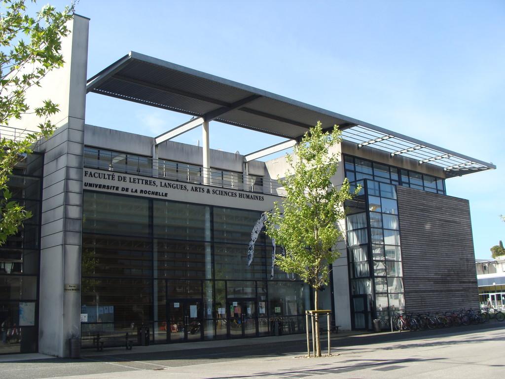 Restaurant Universitaire Poitiers Centre Ville