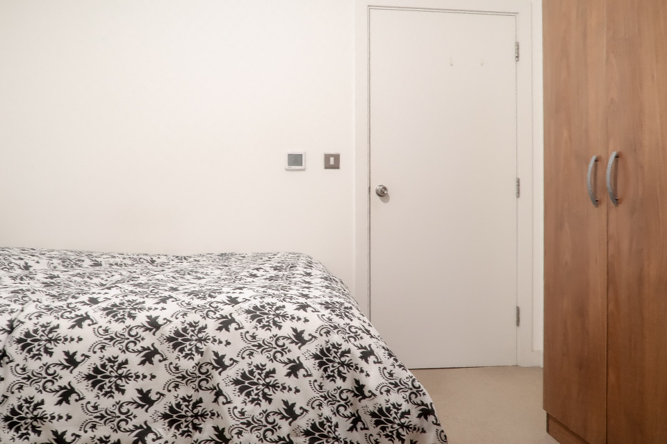 Luxury Double Room Next To Canary Wharf With Living Room, Balcon