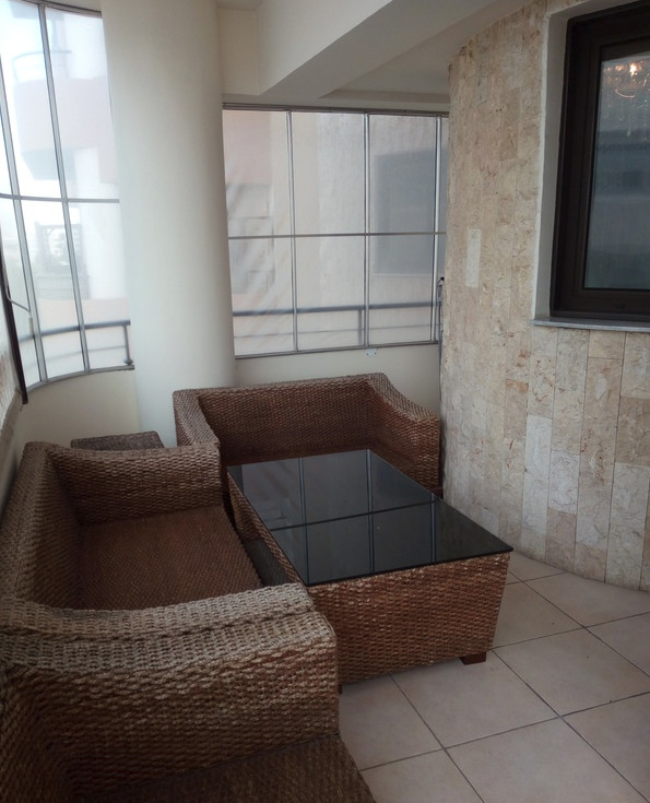 Luxury,bright and fully furnished apartment in Agioi Omologites,