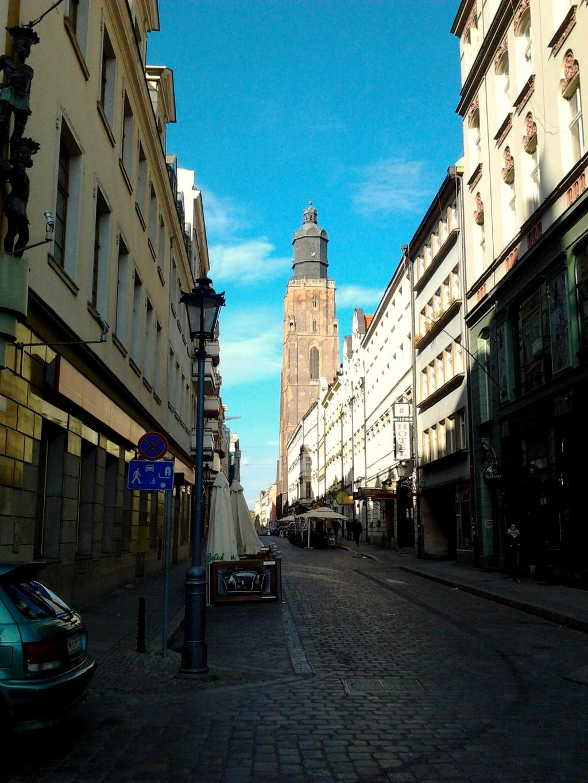 Ma ville polonaise