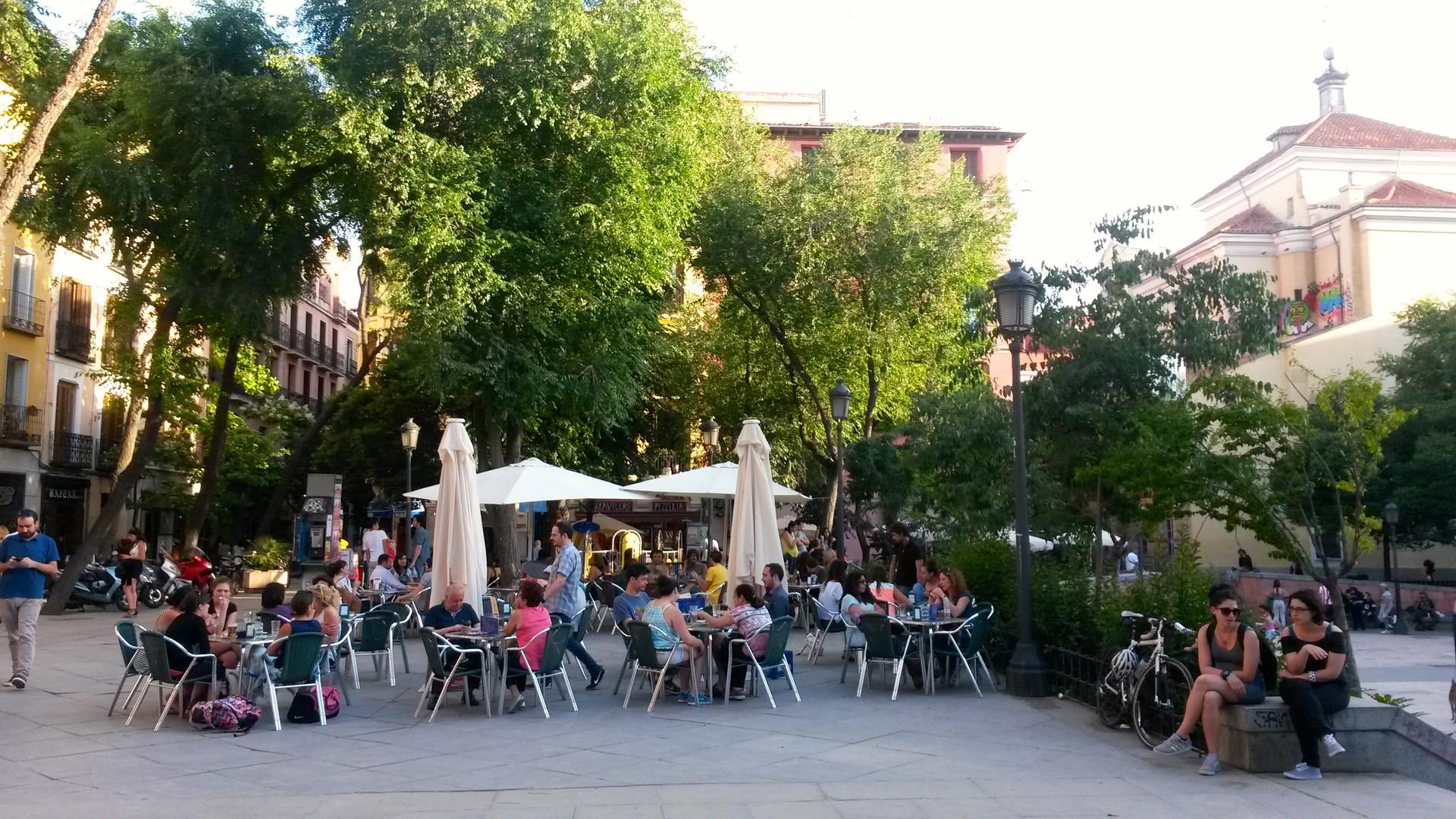 Madryt, najlepsze miejsce dla studentów Erasmusa!
