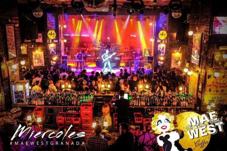 Mae West Nightclub Granada