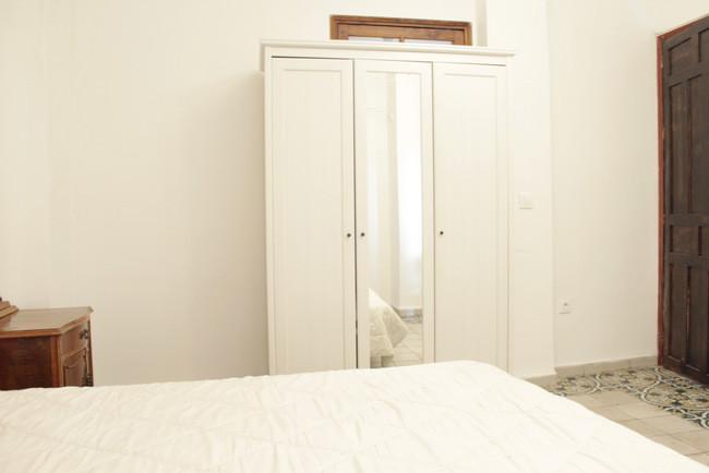 Magnífica habitación con cama doble en pleno corazón de Triana