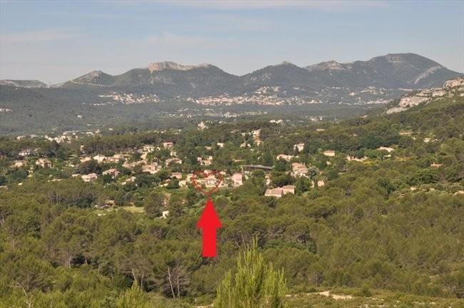 Maison paisible à partager en Provence