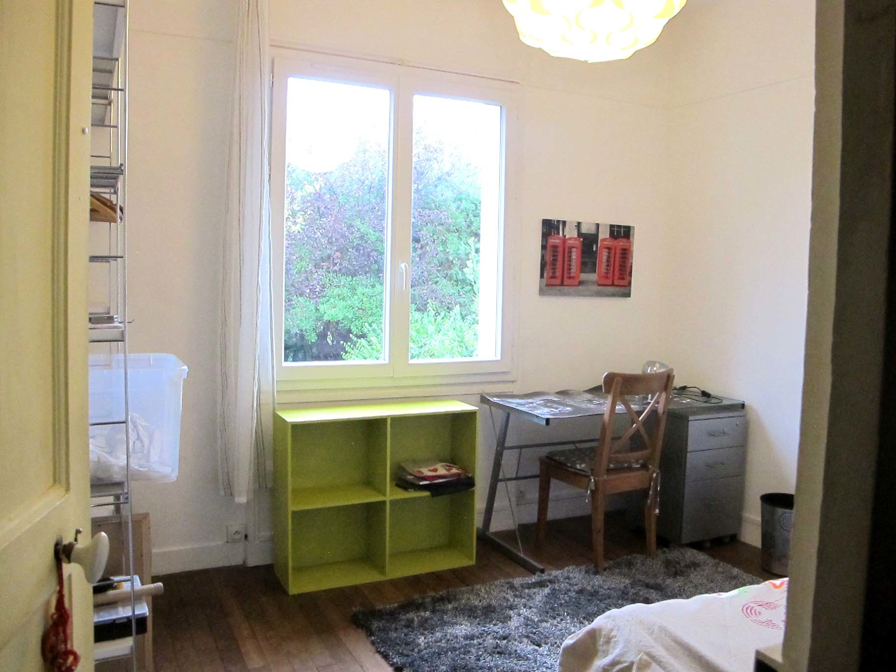 Maison trés agréable avec 3 chambres à louer pour étudiants   Location chambres Paris