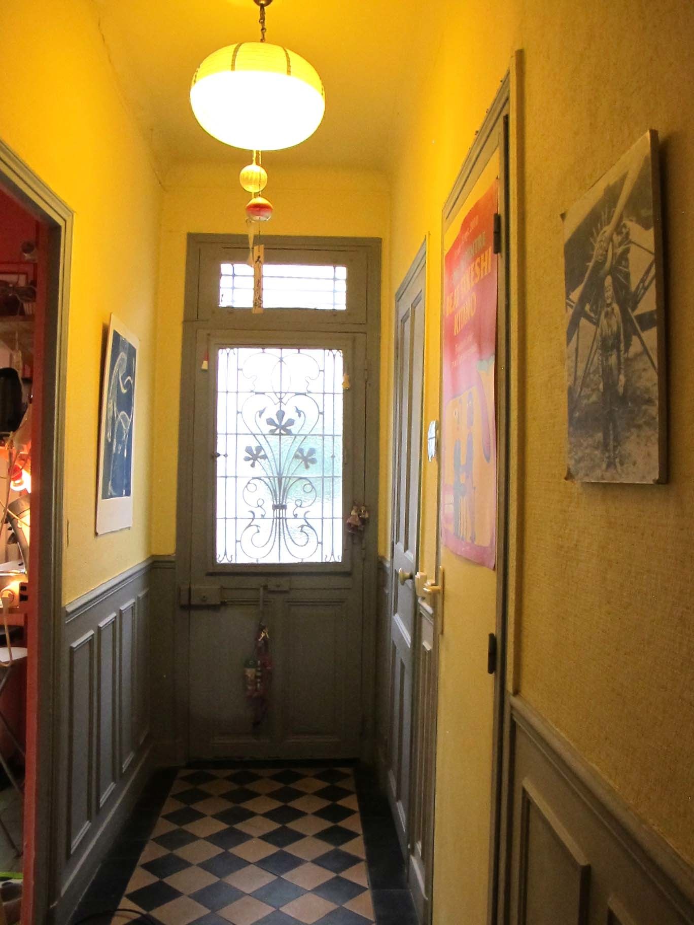 Maison tr s agr able avec 3 chambres louer pour for Location chambre paris