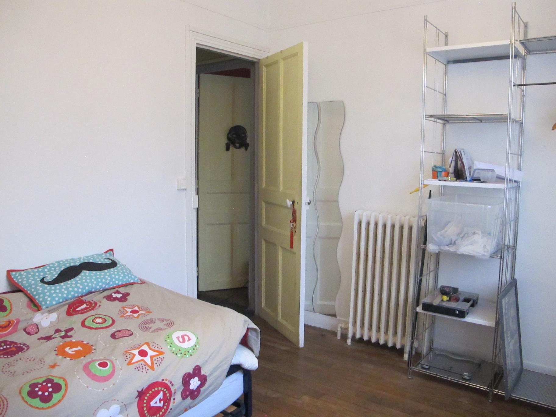 Maison trés agréable avec 3 chambres à louer pour étudiants | Location chambres Paris