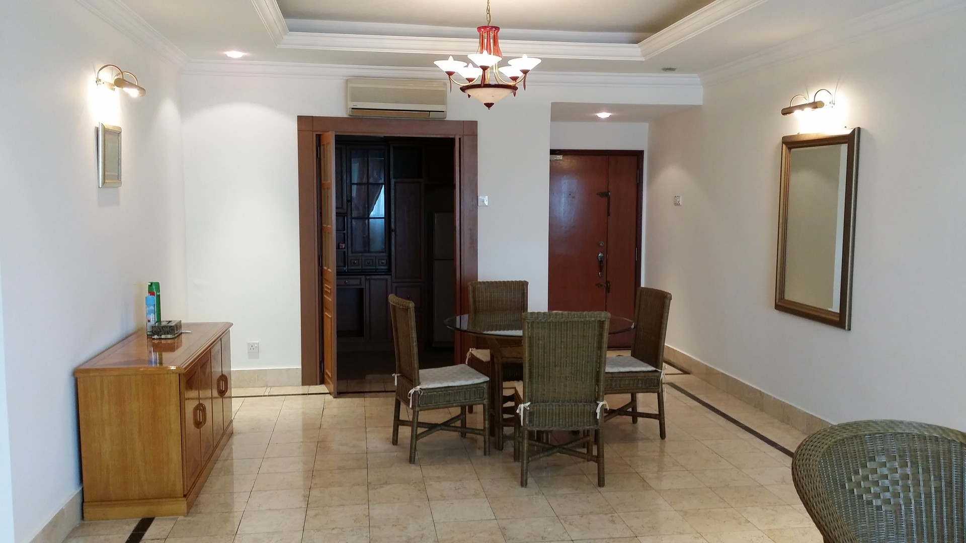 Furnished Room For Rent In Monthly