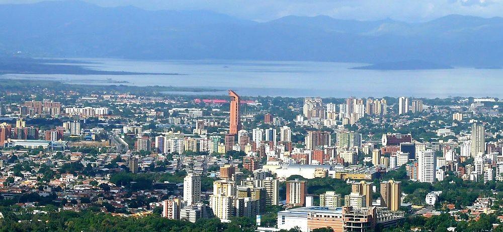 Maracay, ciudad Jardín.