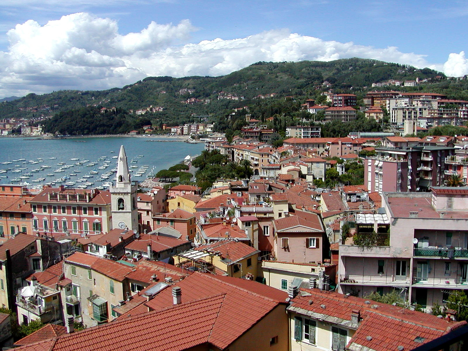 Maravillas encalladas entre La Spezia y Lerici