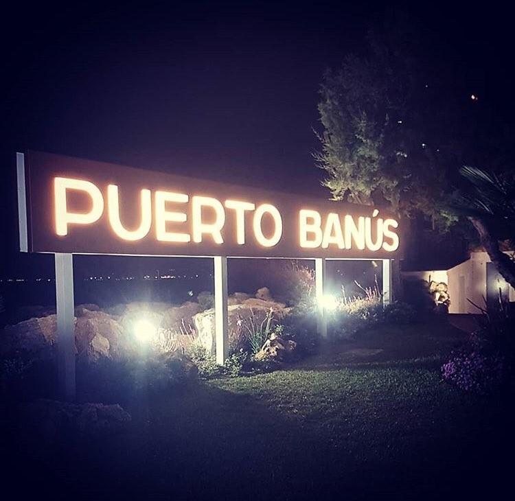 Marbella, Puerto Banús