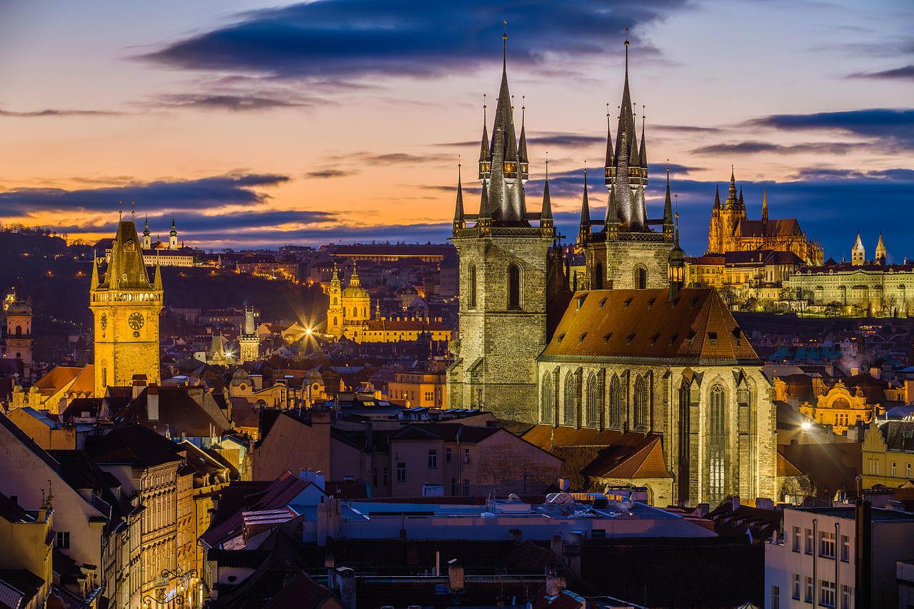 Markéta's Erasmus Experience in Prague, Czech Republic