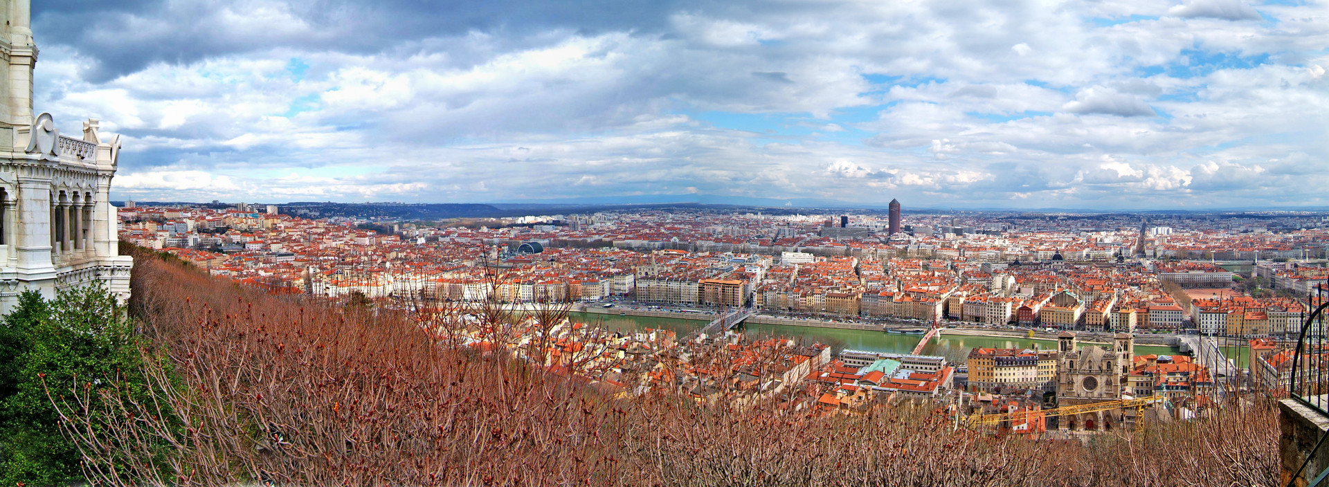 Mathilde's experience in Lyon, France