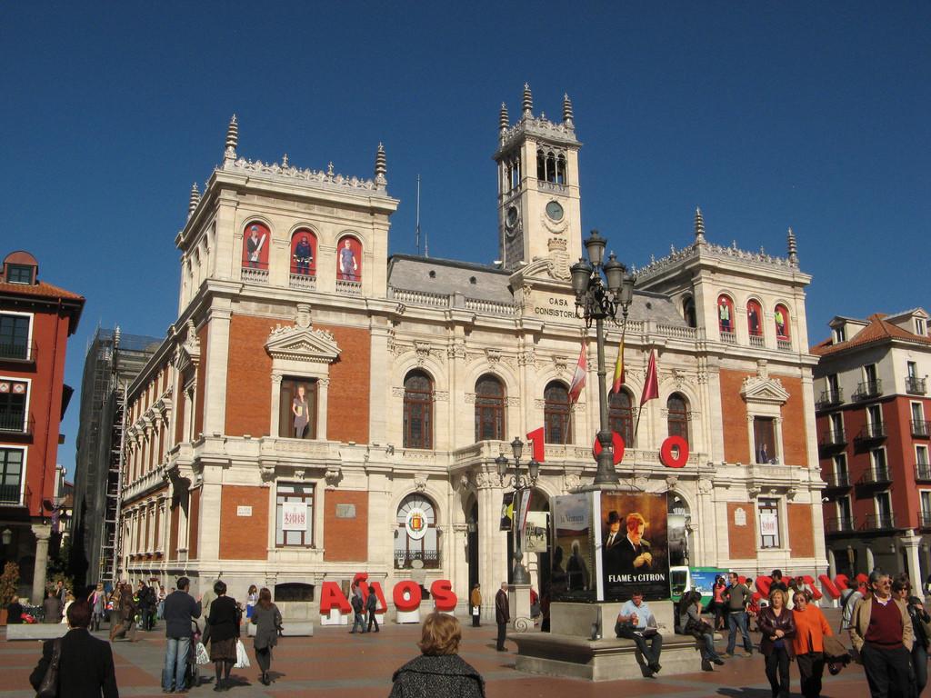 Meilleur quartier pour faire la fête à Valladolid