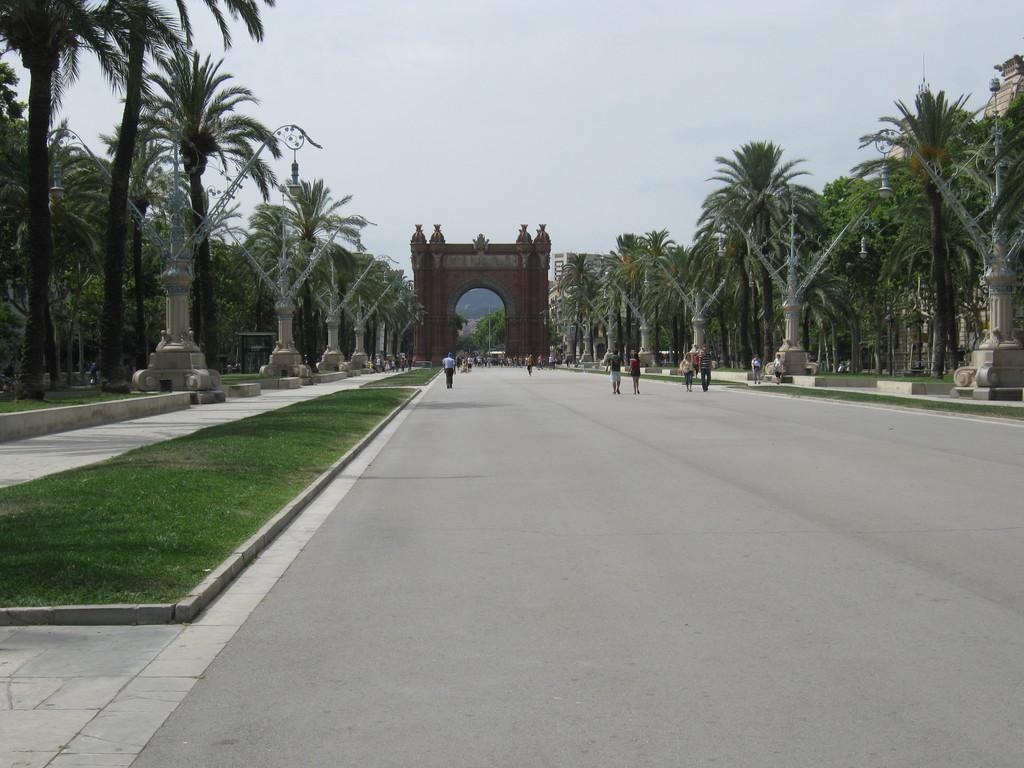 ¿Mejor parque de Barcelona?