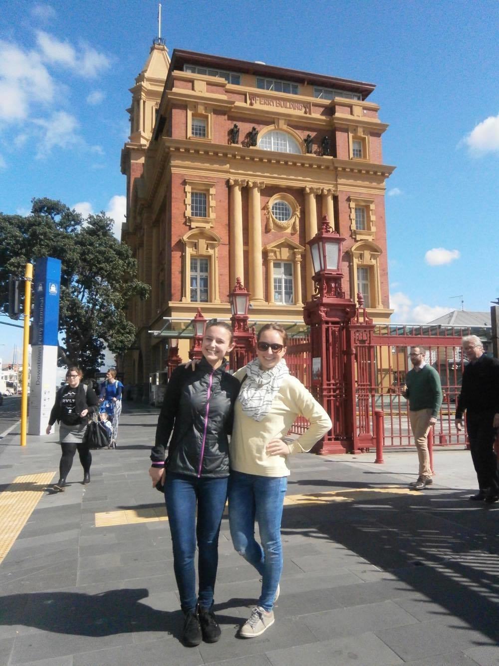 Melbourne e Auckland