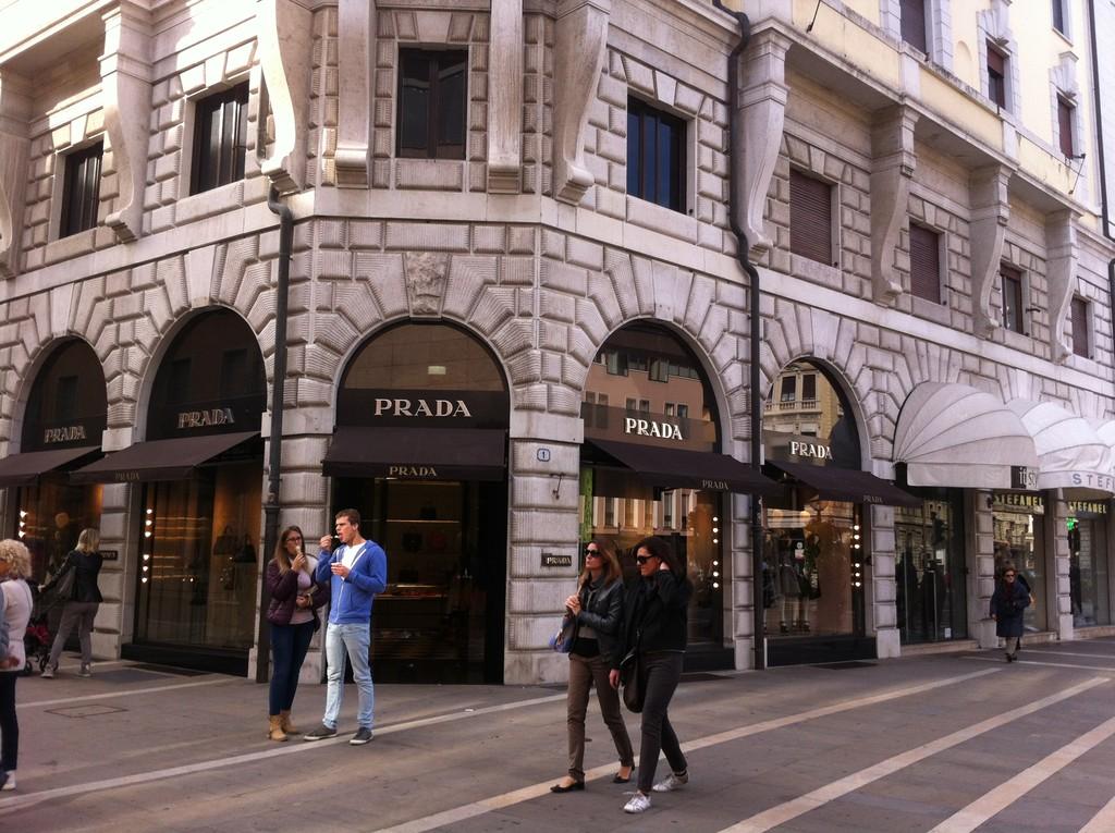 Met Erasmus in Padua, Italië (Ana)