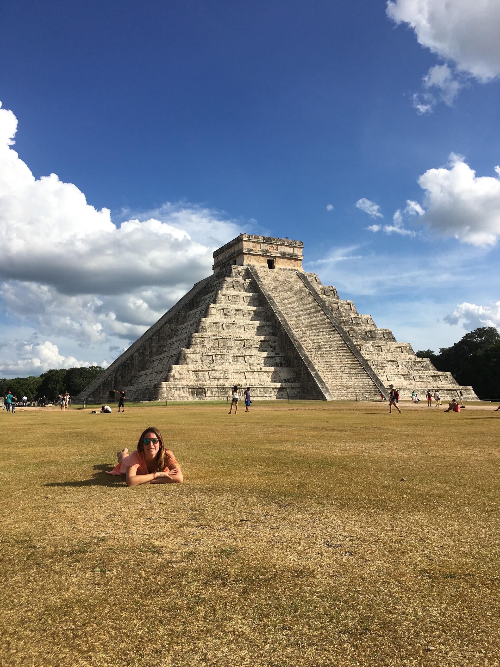 México - Chichén Itzá.