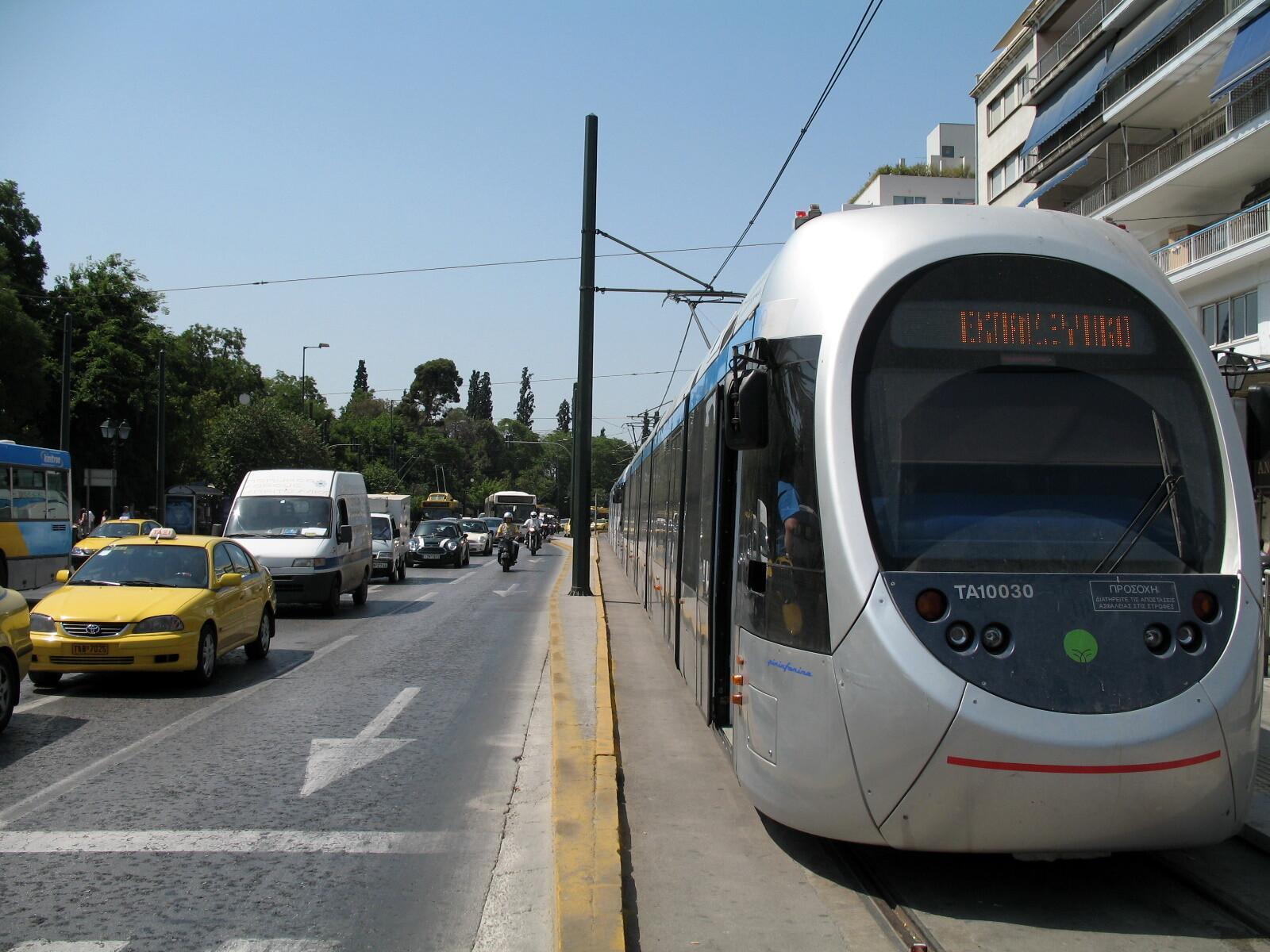 Mezzi pubblici ad Atene - Spostarsi ad Atene
