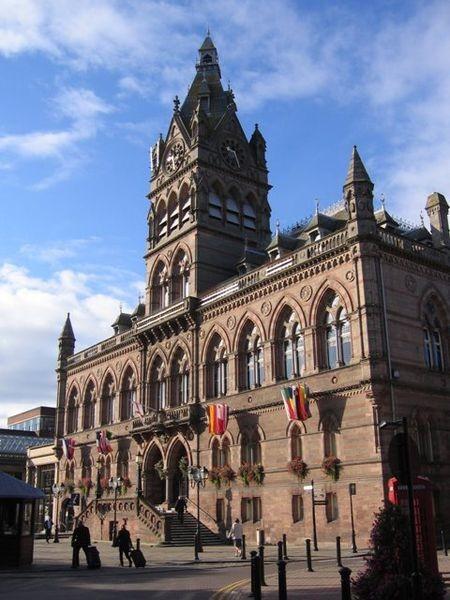 Mi corta estancia Erasmus en Chester