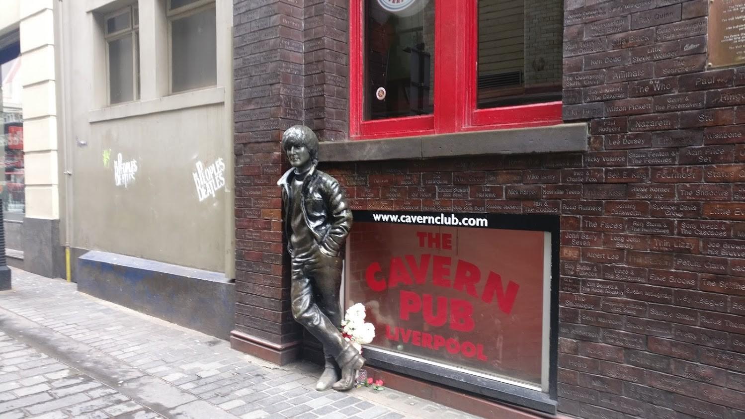 Mi segundo día en Liverpool