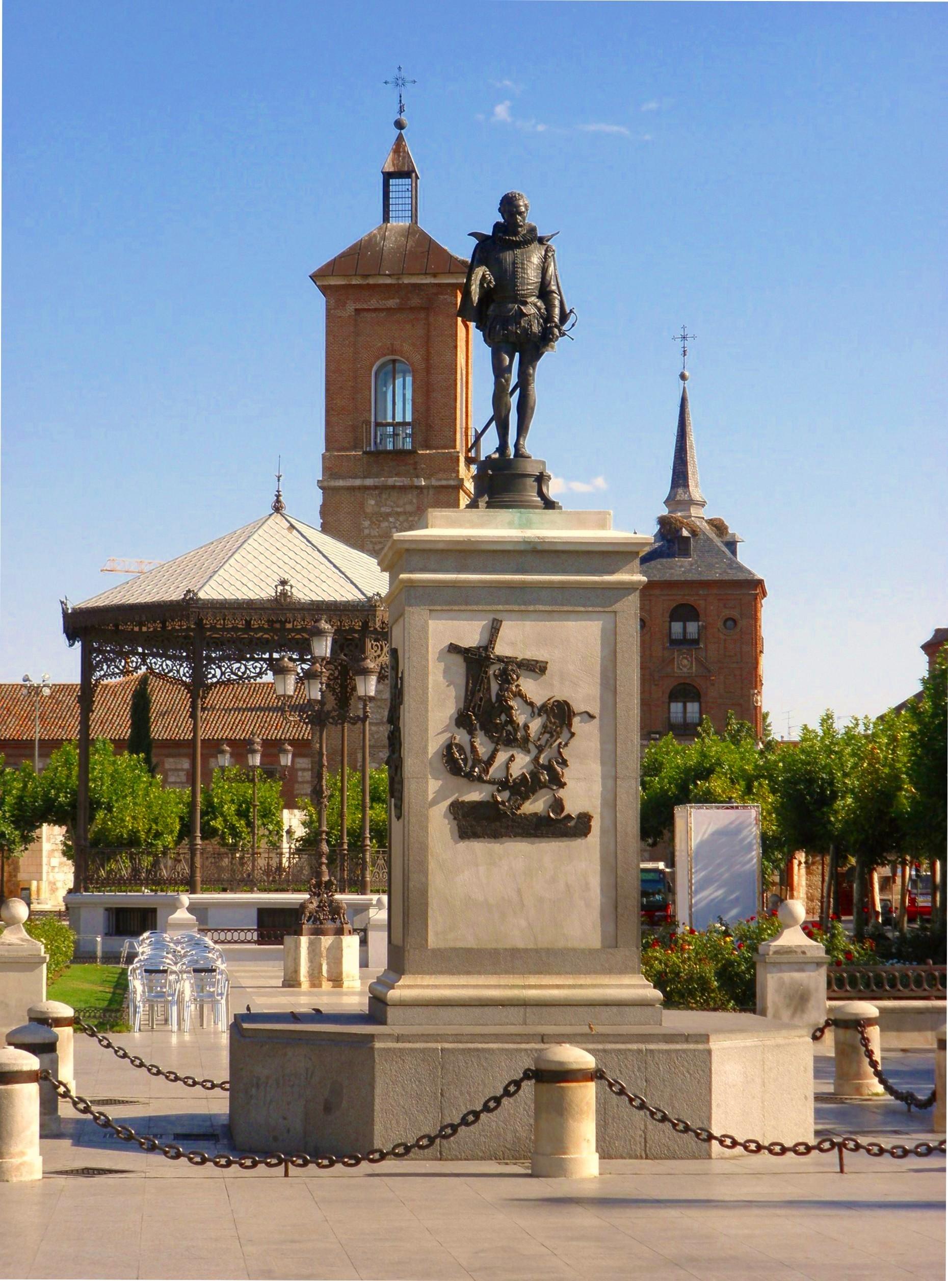 Miejsca w okolicach Madrytu