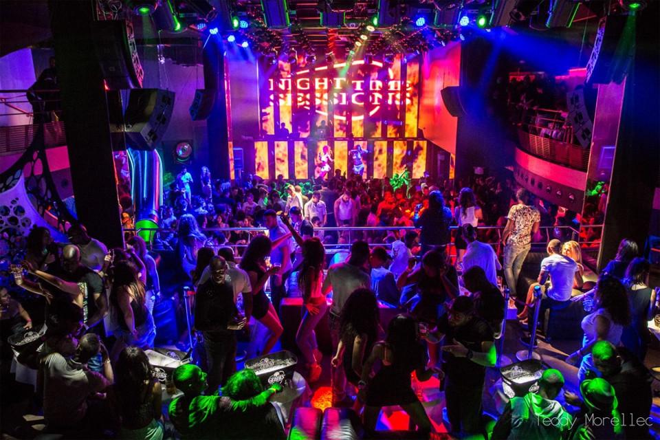 Mix Club w Paryżu