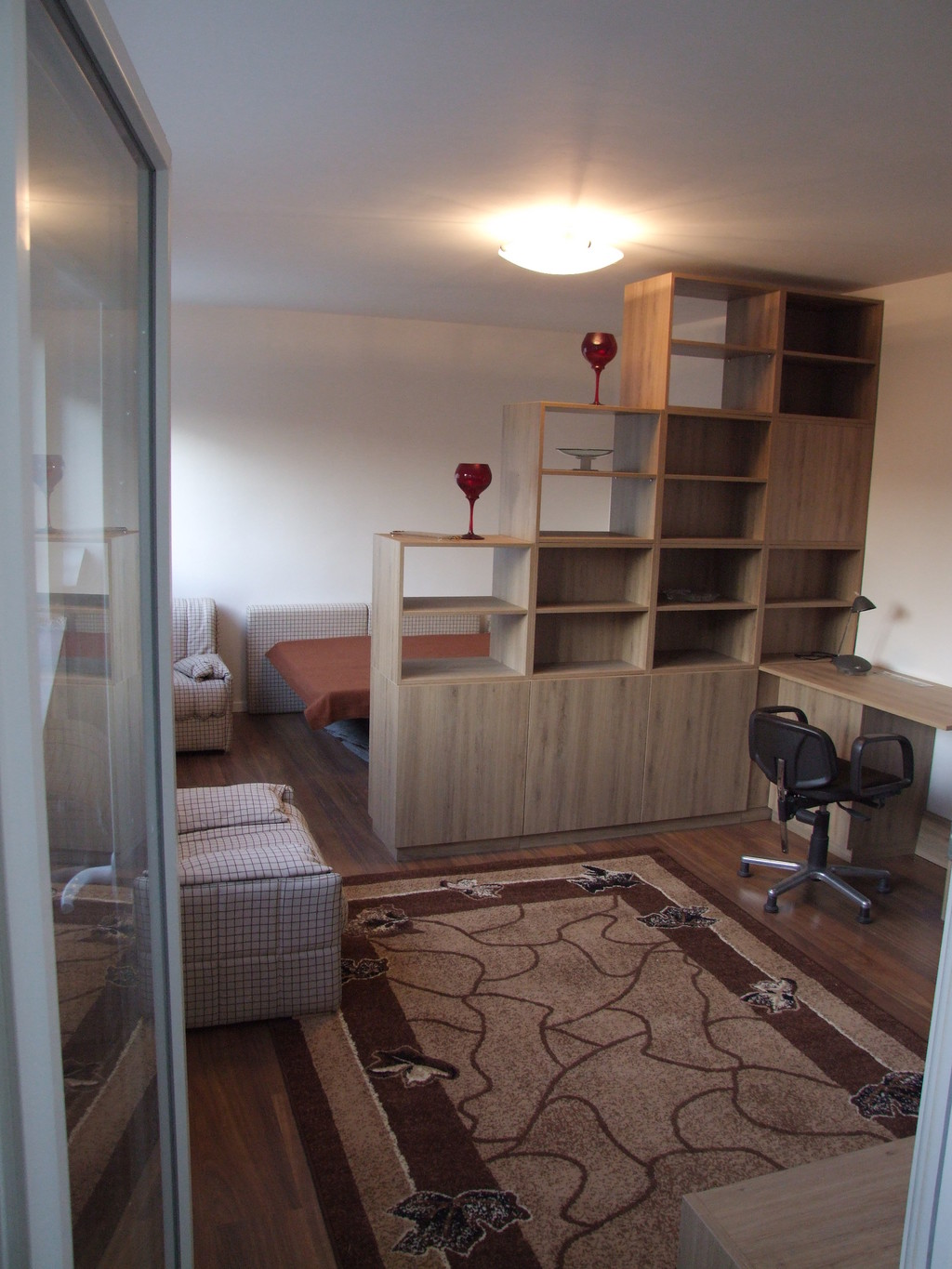 Modern one bedroom apartment in wonderful location of for Modern 1 bedroom apartments