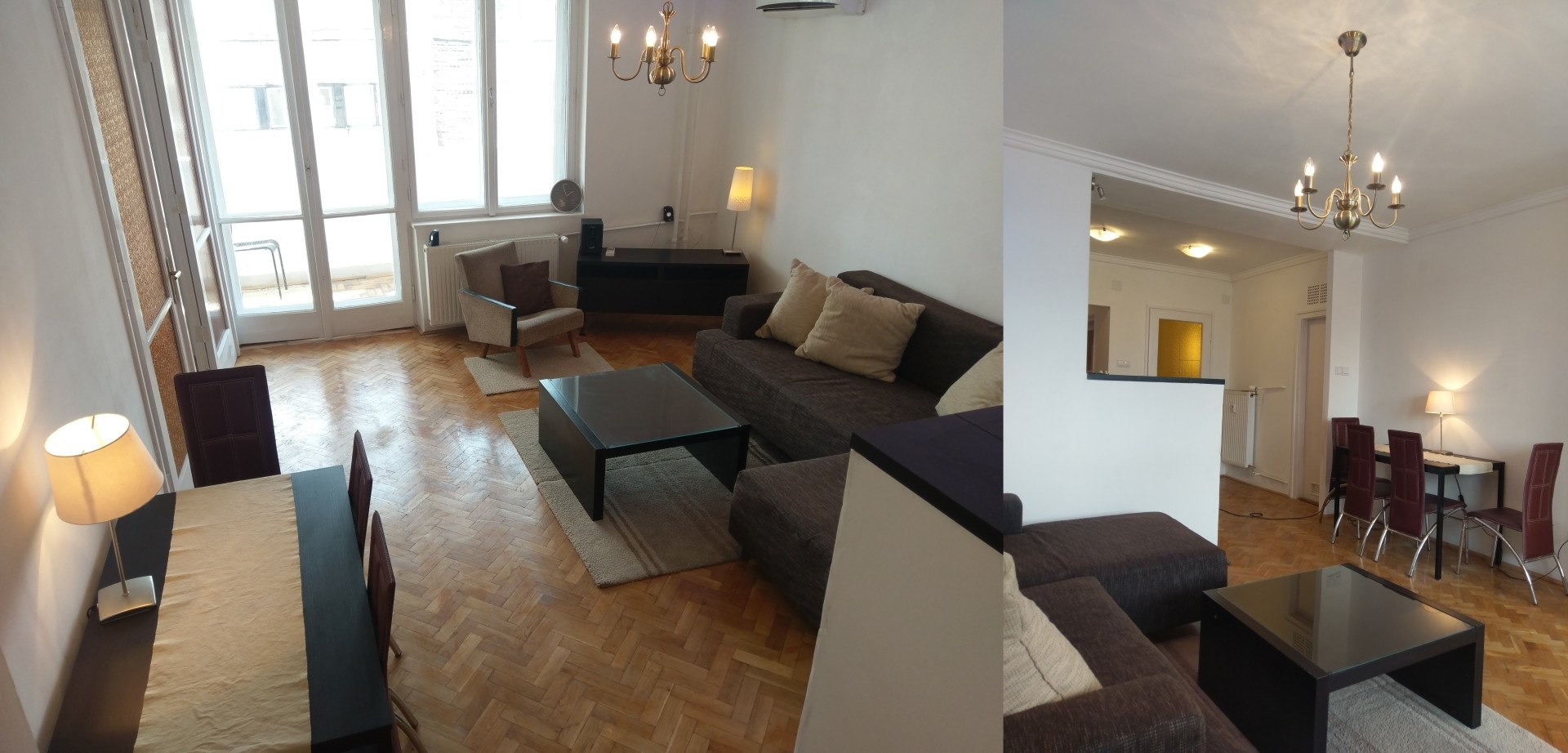Modern Flat In Retro Style Condo Budapest Downtown Area Close To Everything