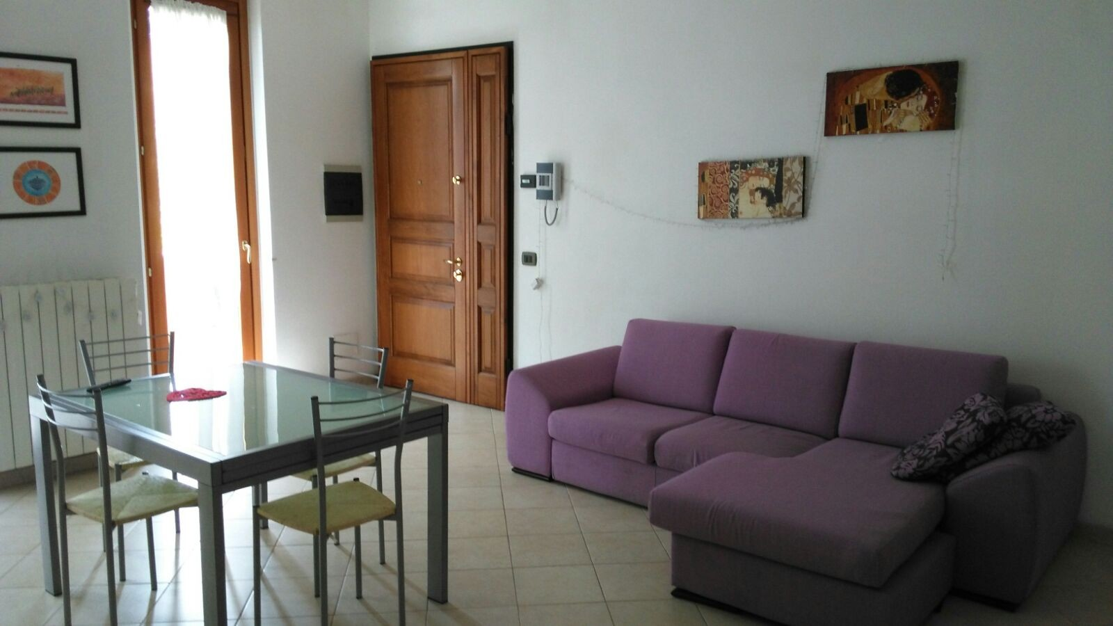 Modern and luminous apartment near by Siena / For Erasmus students first semester 16/17