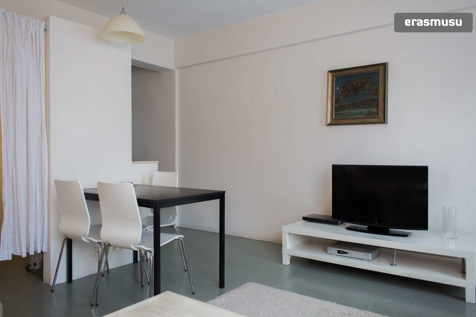Modern studio apartment for rent in Sisli, Istanbul