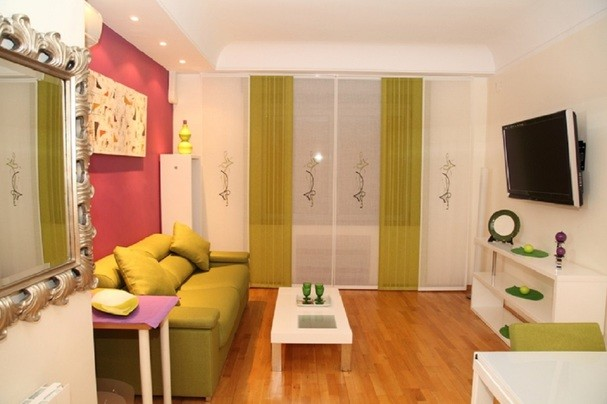 Moderno piso en Barcelona