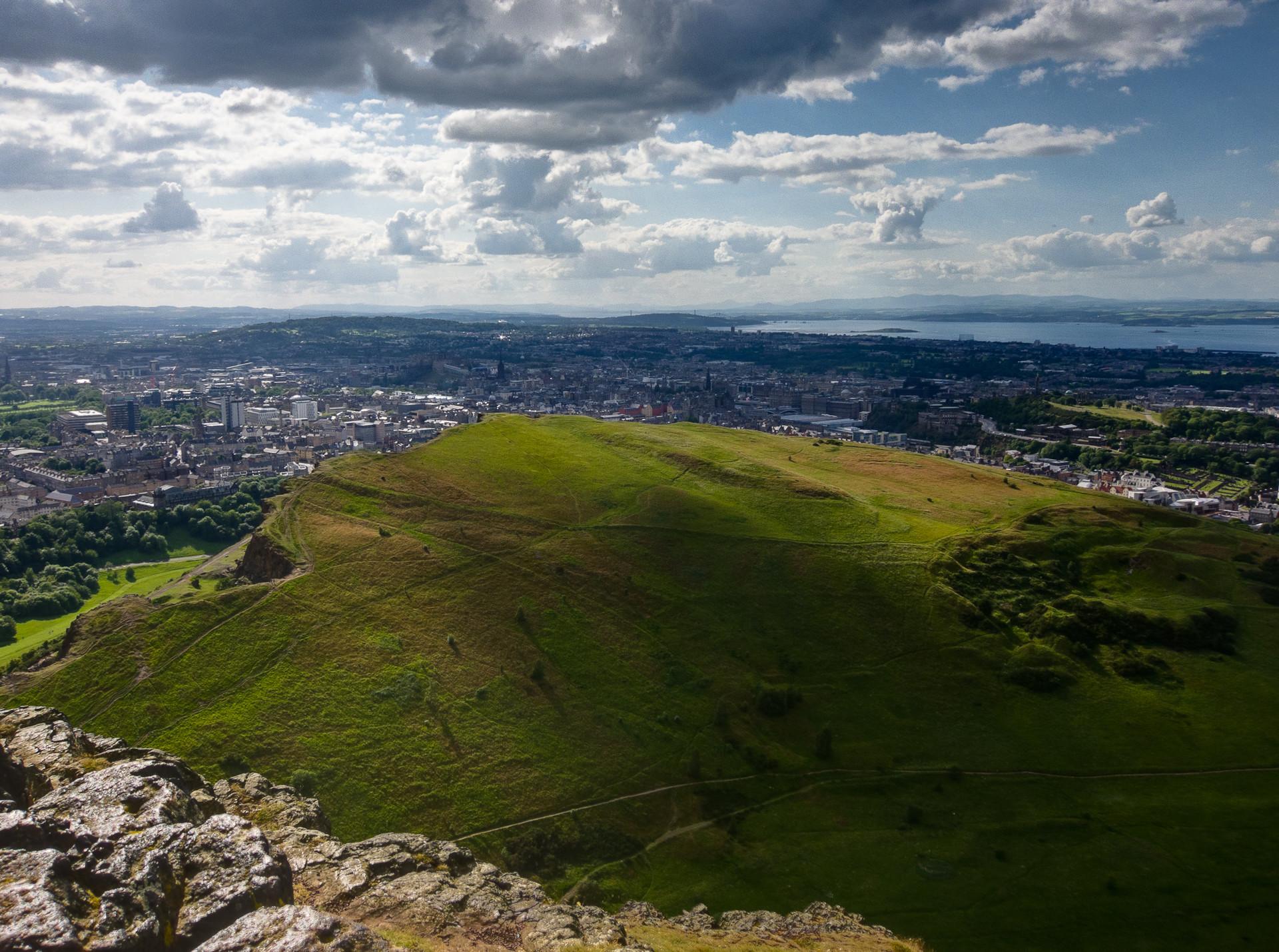 Moich 5 ulubionych miejsc w Edynburgu