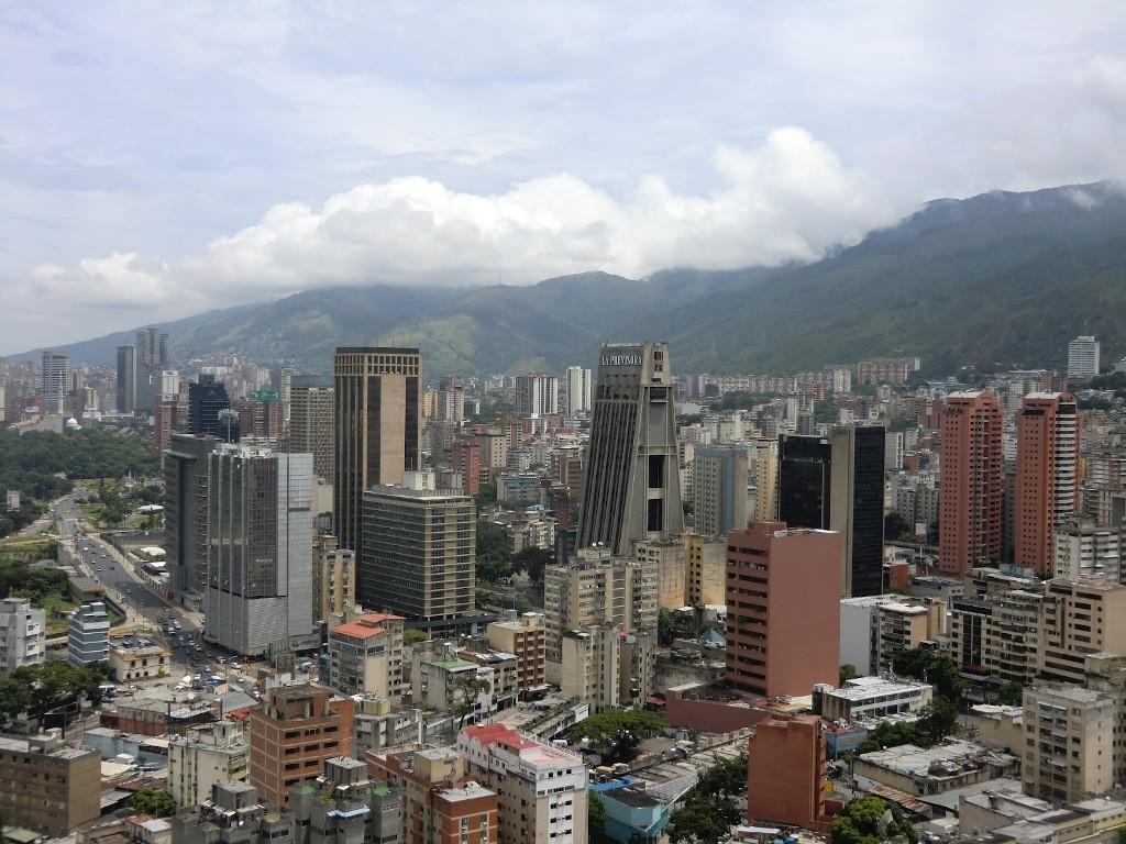 Mój smutek w Caracas