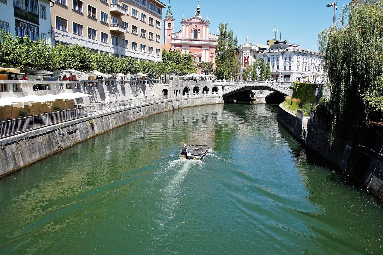 Mon Erasmus sur FDV, Ljubljana