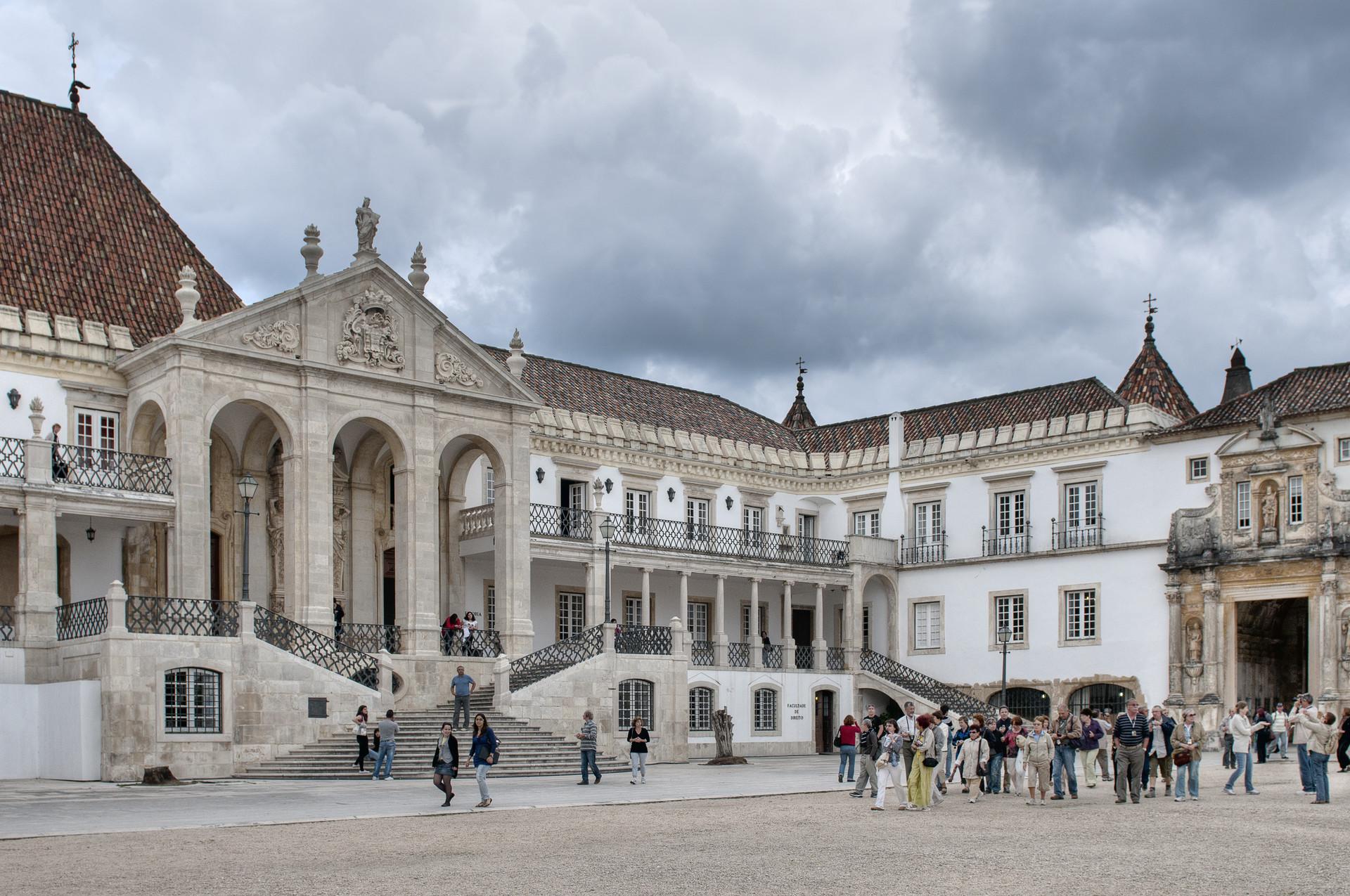 Mon expérience à Coimbra, au Portugal par Catarina