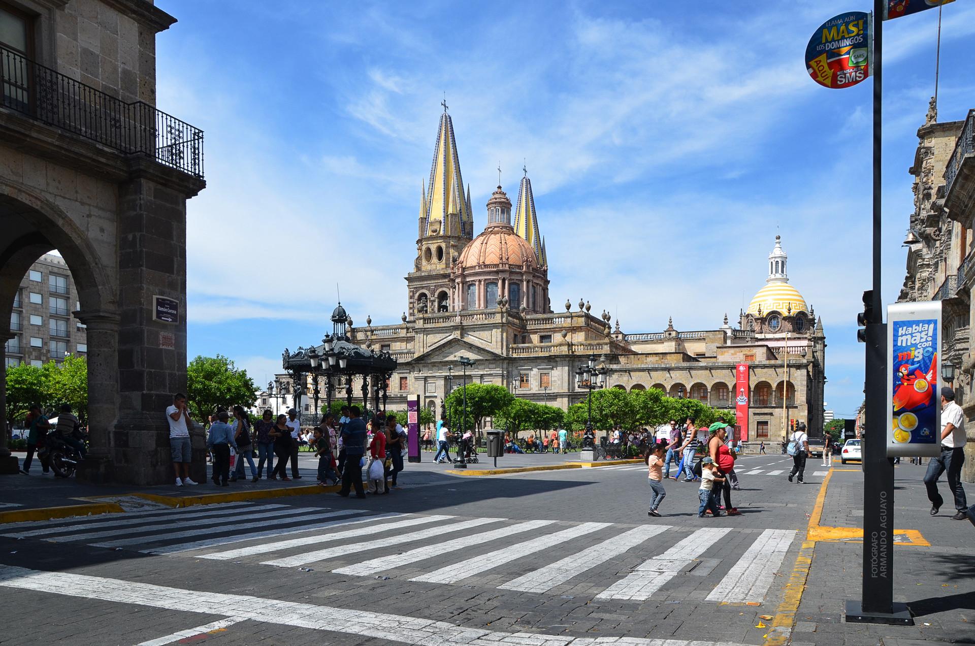 Mon expérience à Guadalajara (Espagne)
