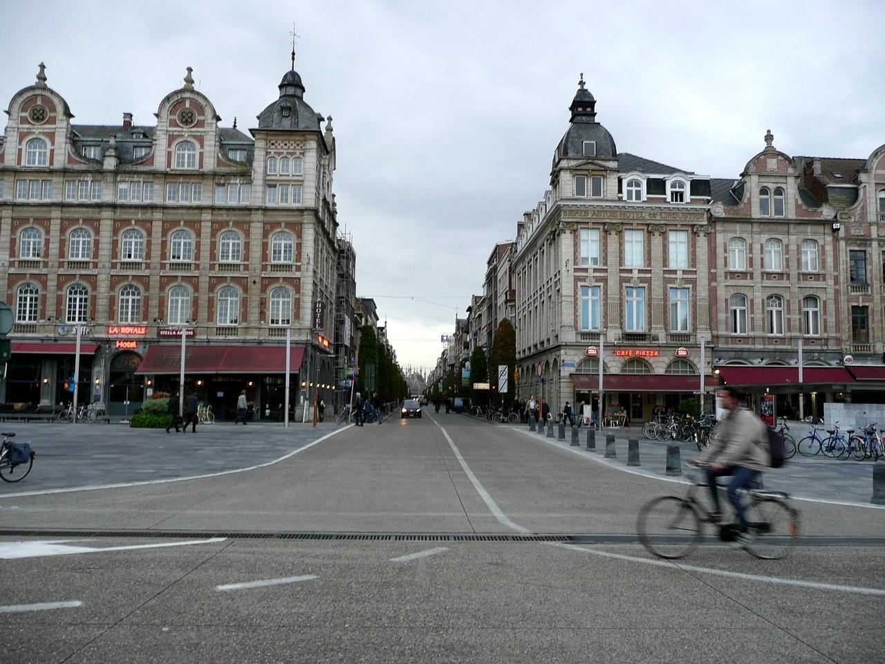 Mon expérience à Louvain (Belgique), par Cedric